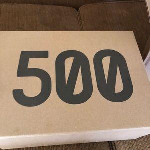 c59379d5ccf Yeezy Shoes - Yeezy 500 SZ 8 utiblk originals